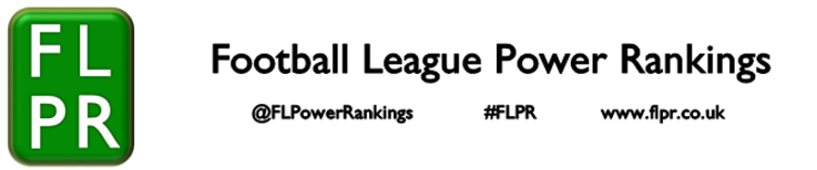 Football League Power Rankings